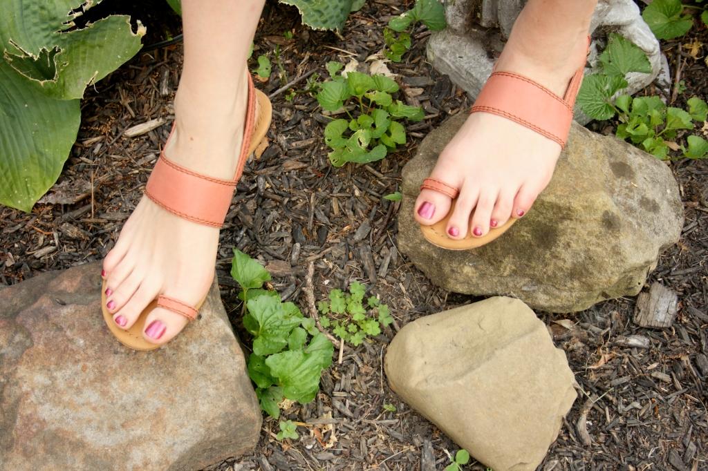 Joie Sandals