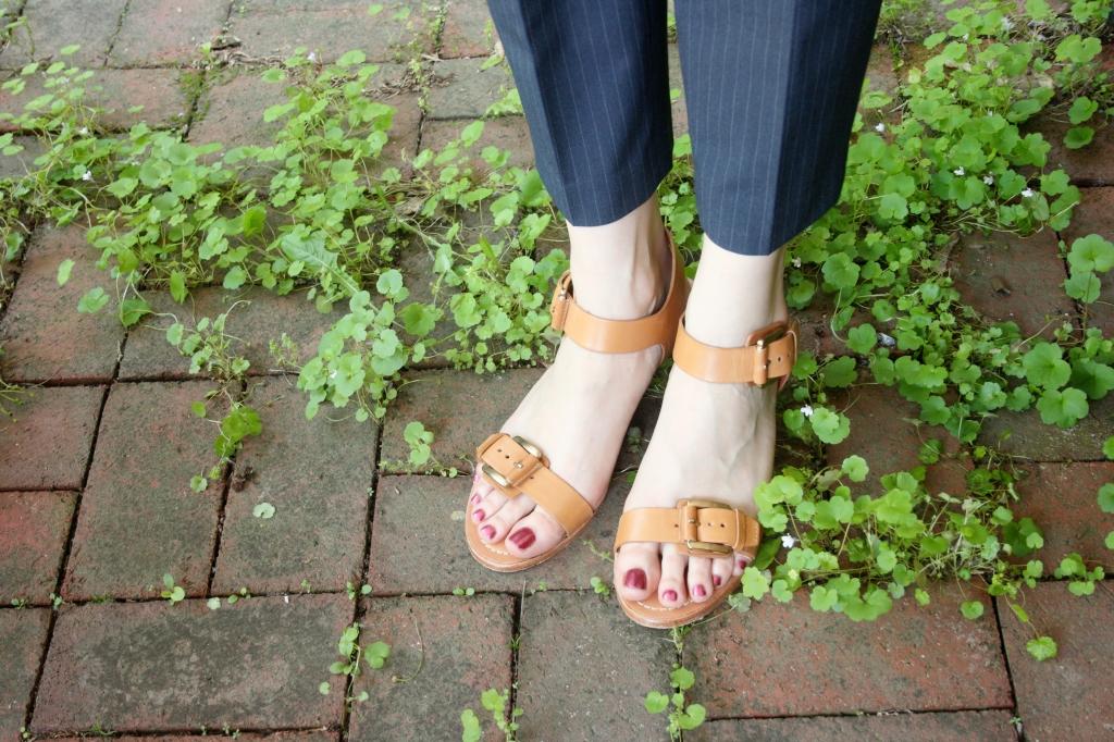 Pour La Victoire Sandals