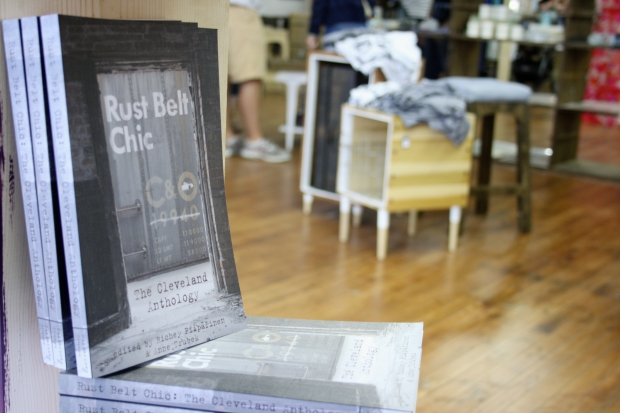 Rust Belt Chic, Cleveland, Launch Party