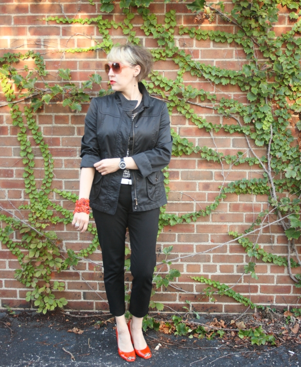 Larchmere Tavern, Ann Taylor, Banana Republic Outlet, Cynthia Rowley, A.J. Morgan, Fossil