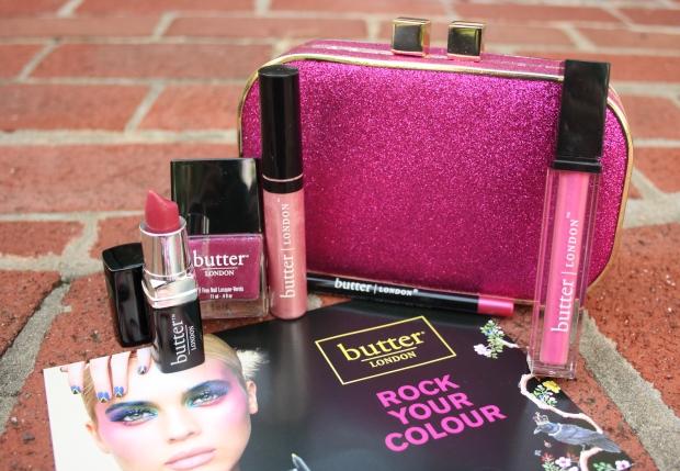 butterLONDON Cosmetics, Pistol Pink