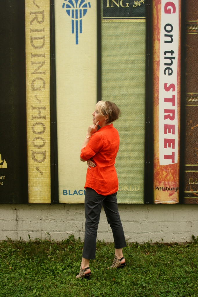 Back to School, J.Crew, Banana Republic, Kelsi Dagger, A.J. Morgan, Loganberry Books