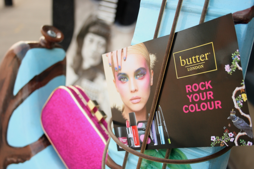 butterLONDON ROCK YOUR COLOR
