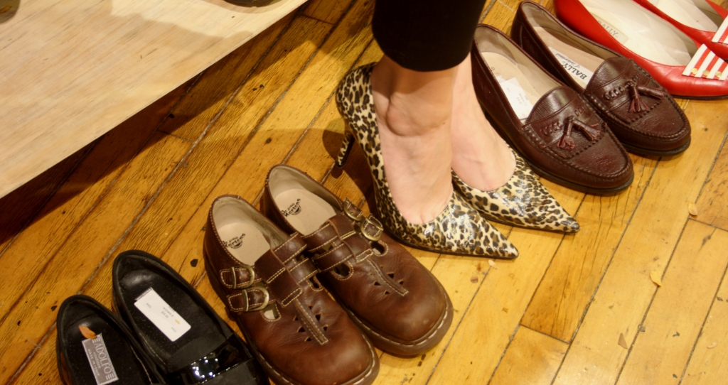 Eclectic Eccentric, Cynthia Rowley, Nine West