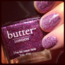 butterLONDON, Molly Coddled, Lovely Jubbly
