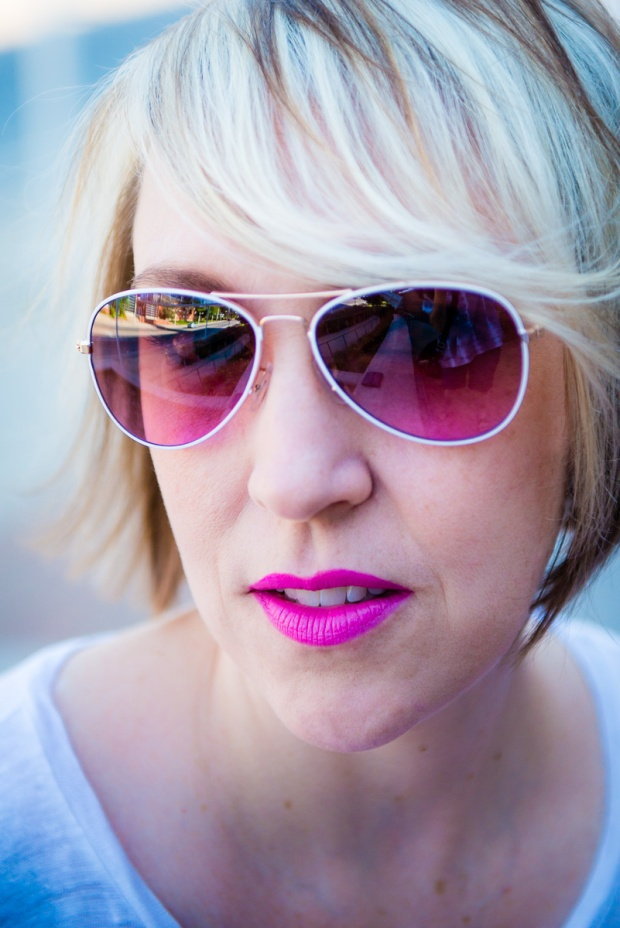 A Partial Blonde, American Eagle Outfitters, MAC Cosmetics, J.Crew
